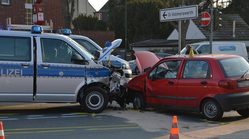 Verkehrsbehinderungen Nrw