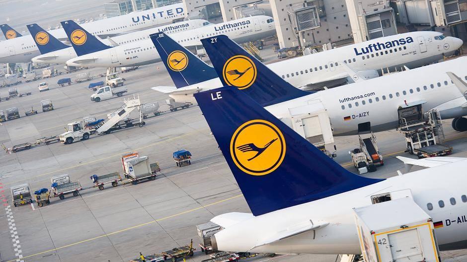 Flug Frankfurt Budapest Lufthansa