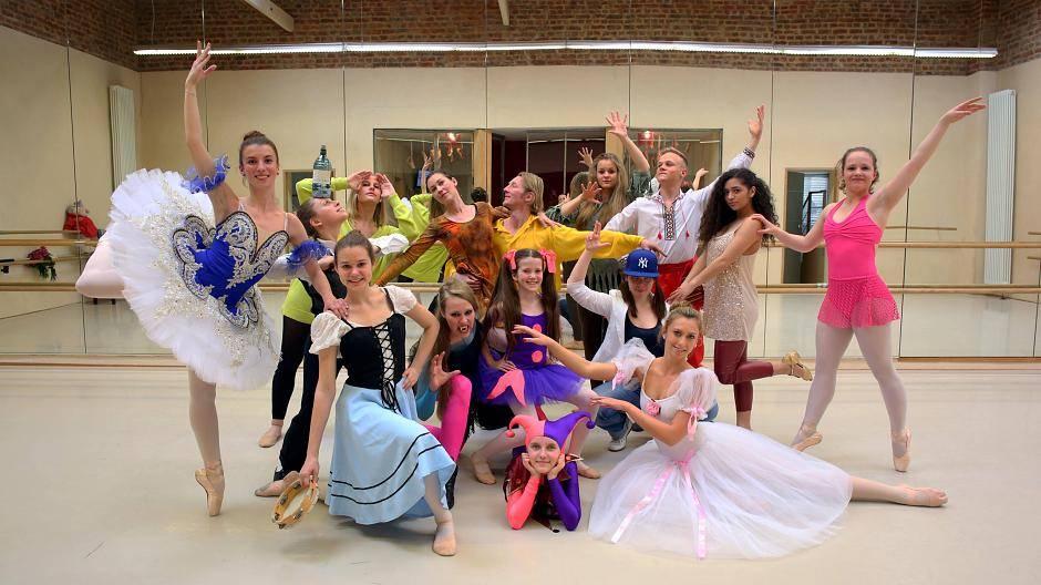 Ballettschule Mönchengladbach