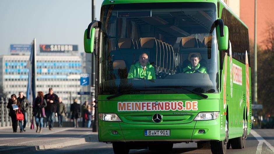 Mit Dem Bus Nach Barcelona