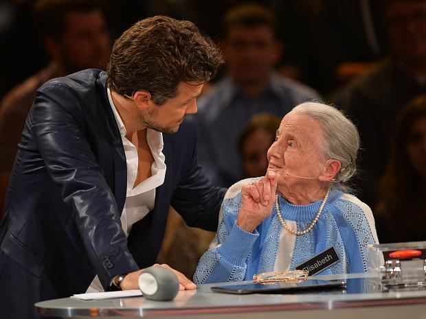Deal or no deal: Elisabeth Betcke (95) darf nochmal ran