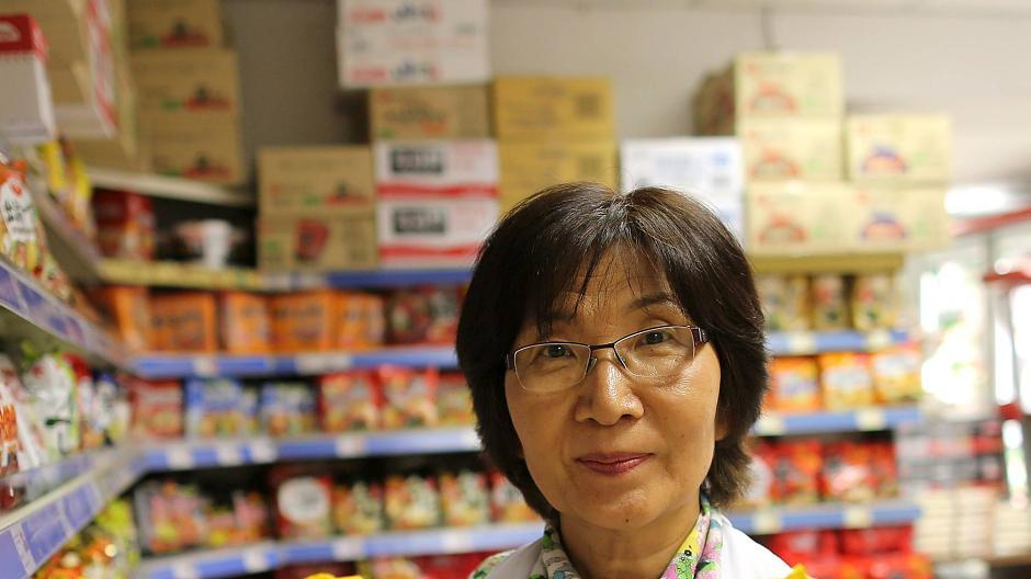 Koreaner Düsseldorf