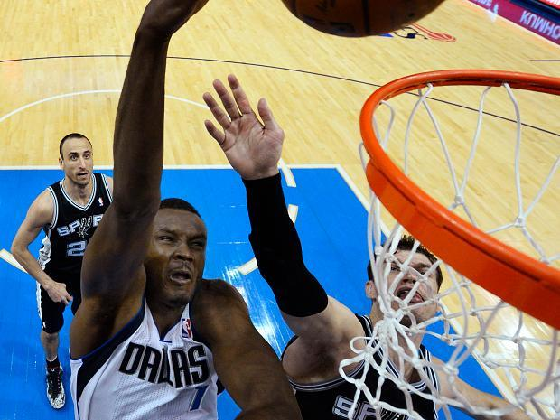 Dallas Mavericks holen Samuel Dalembert zurück