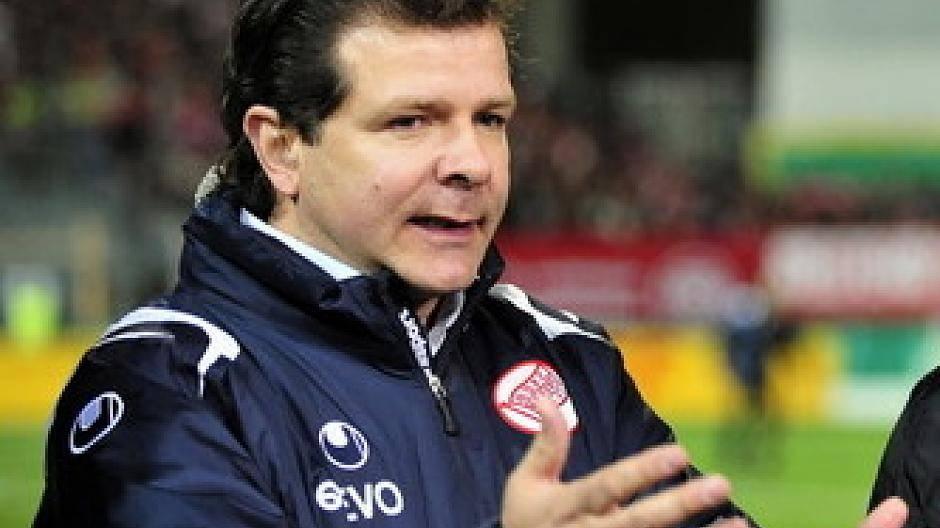 Ungarn Co Trainer