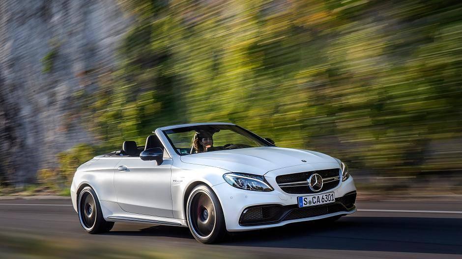 Mercedes Classe Ramg