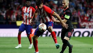 Atletico - Arsenal: Bilder des Spiels