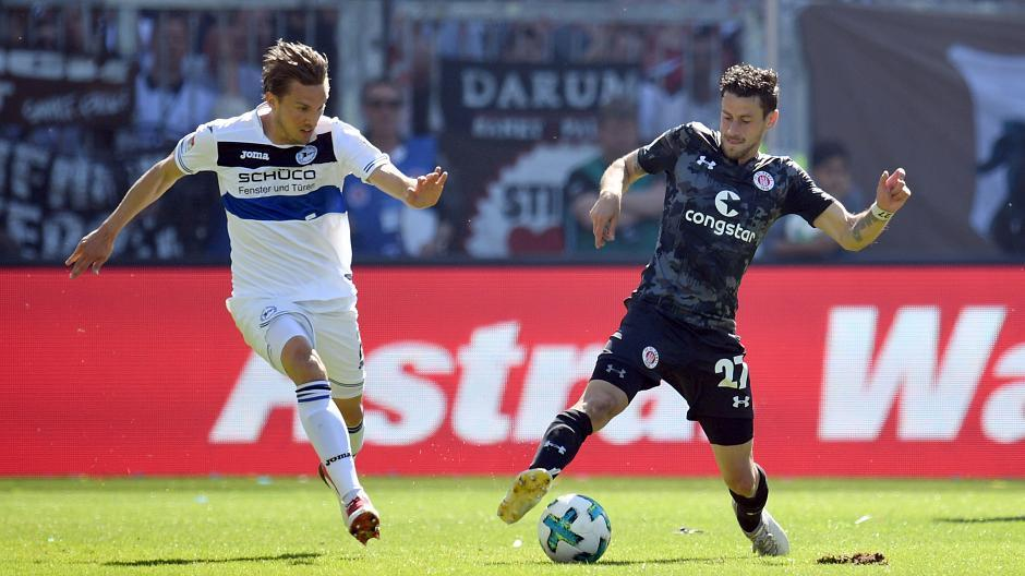Hamburg Gegen Bielefeld
