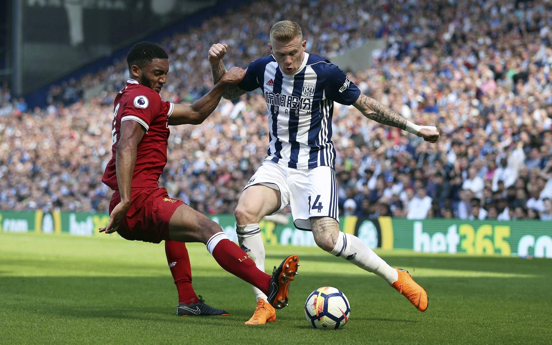 Fussball Liverpool Verteidiger Joe Gomez Verletzt