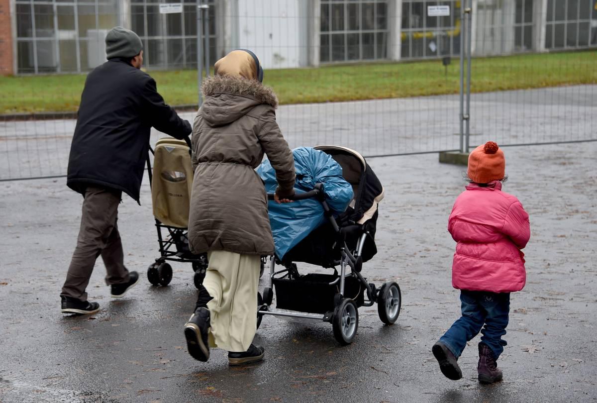 Deutschland regelt Familiennachzug von Flüchtlingen neu