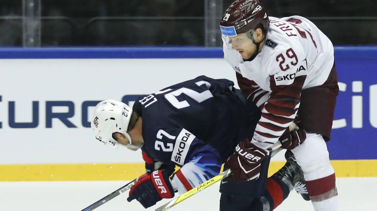 Eishockey-WM: 460.000 sehen Niederlage gegen Lettland