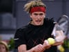 Alexander Zverev hat beim Tennis-Turnier in
