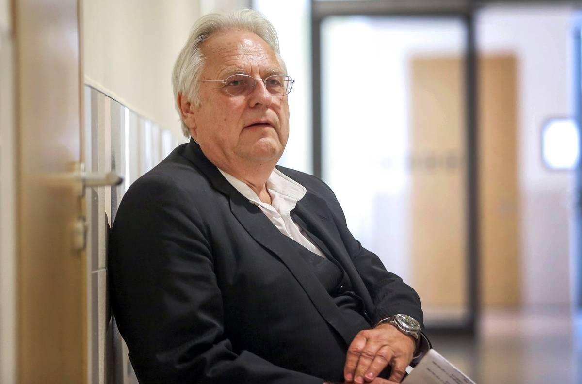 Zwei Drittel seiner Strafe verbüßt Achenbach kommt schon im Juni frei