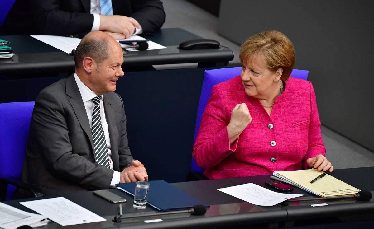 ROUNDUP: 'Fehlstart, Ideenlos' - Scharfe Kritik an Scholz' Haushaltsentwurf