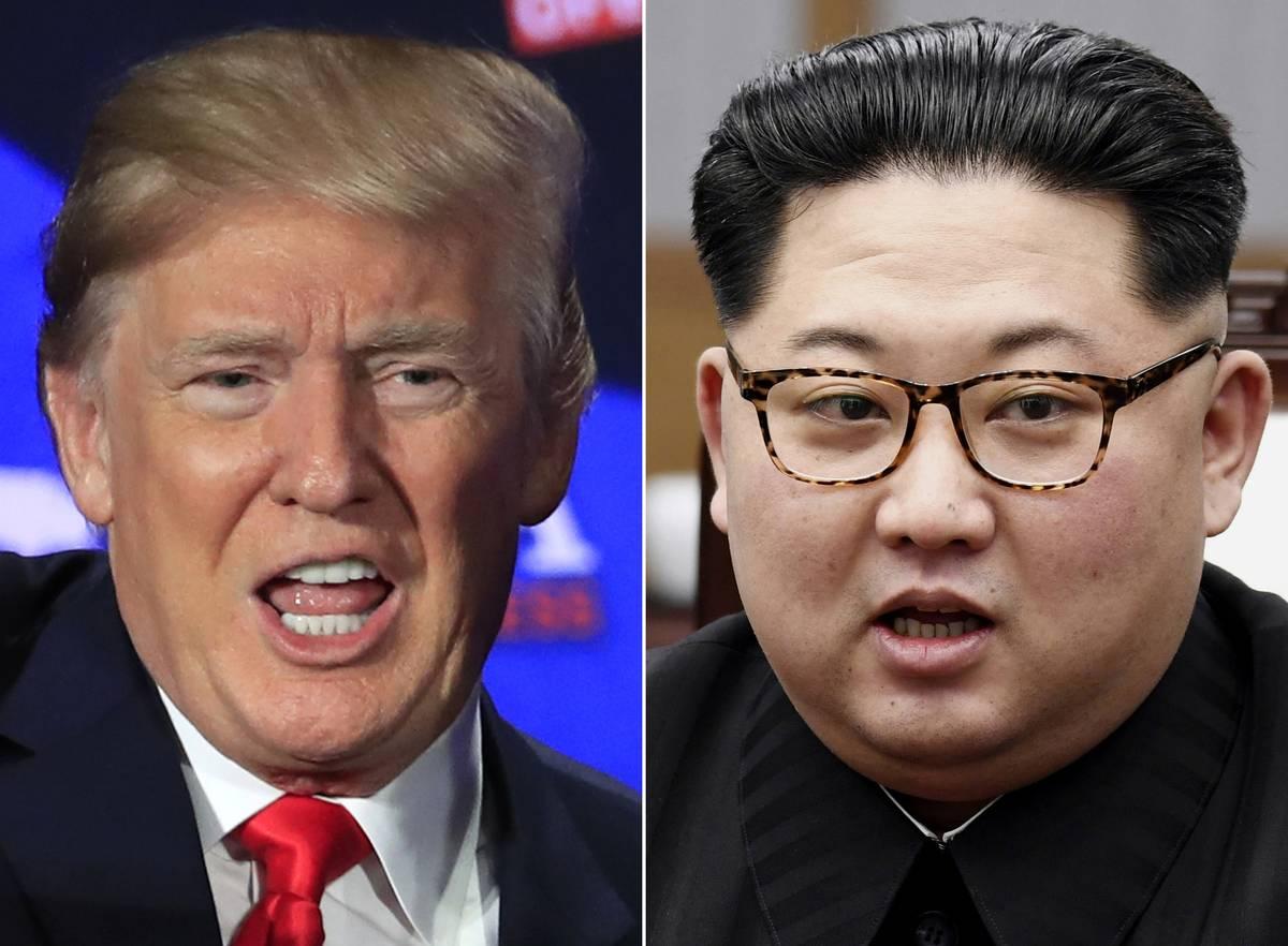 Beleidigter Kim droht mit Absage von Trump-Treffen