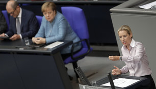 Eklat im Bundestag: Alice Weidel am