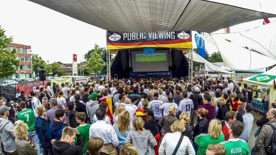 Public Viewing Duisburg