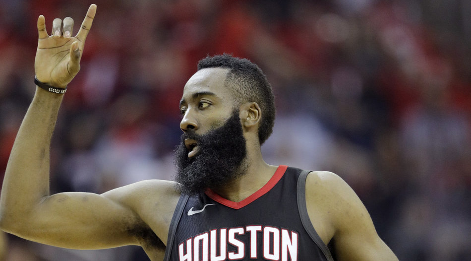 NBA: Houston Rockets schlagen gegen Golden State Warriors zurück