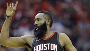 James Harden von den Houston Rockets