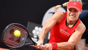 Angelique Kerber hat beim Tennisturnier in