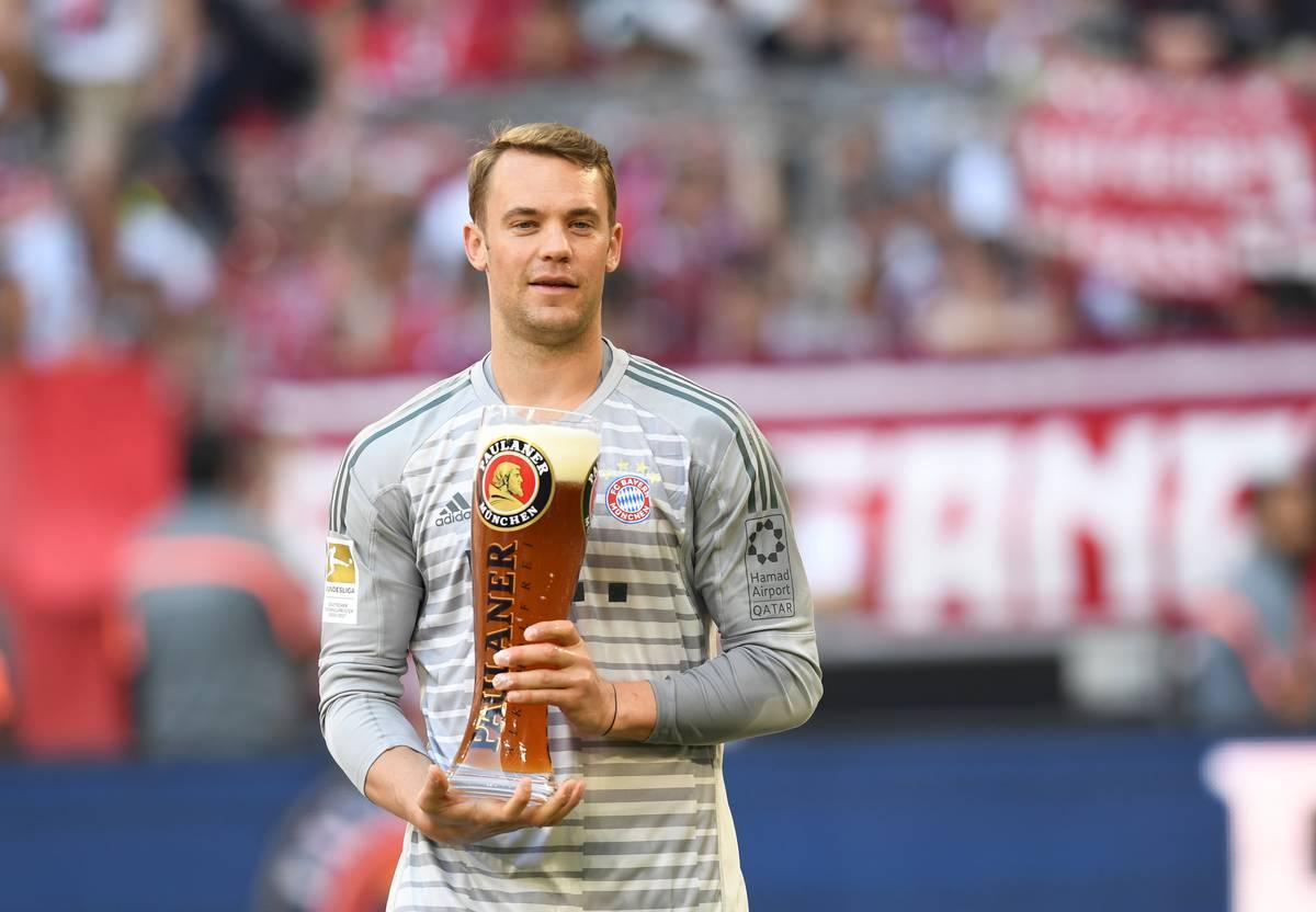 Fährt Manuel Neuer zur WM? Was Jogi Löw sagt