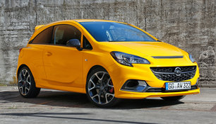 Opel Corsa GSi - Spaß-Alternative zum OPC