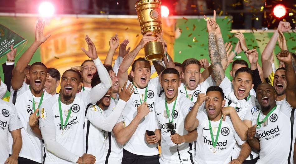 Eintracht Frankfurt Dfb Pokal Tickets
