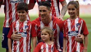 Torres-Doppelpack bei Atletico-Abschied
