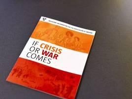 Warum Schweden eine Broschüre für den Kriegsfall verteilt