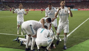 Real Madrid bezwingt Liverpool im Champions-League-Finale
