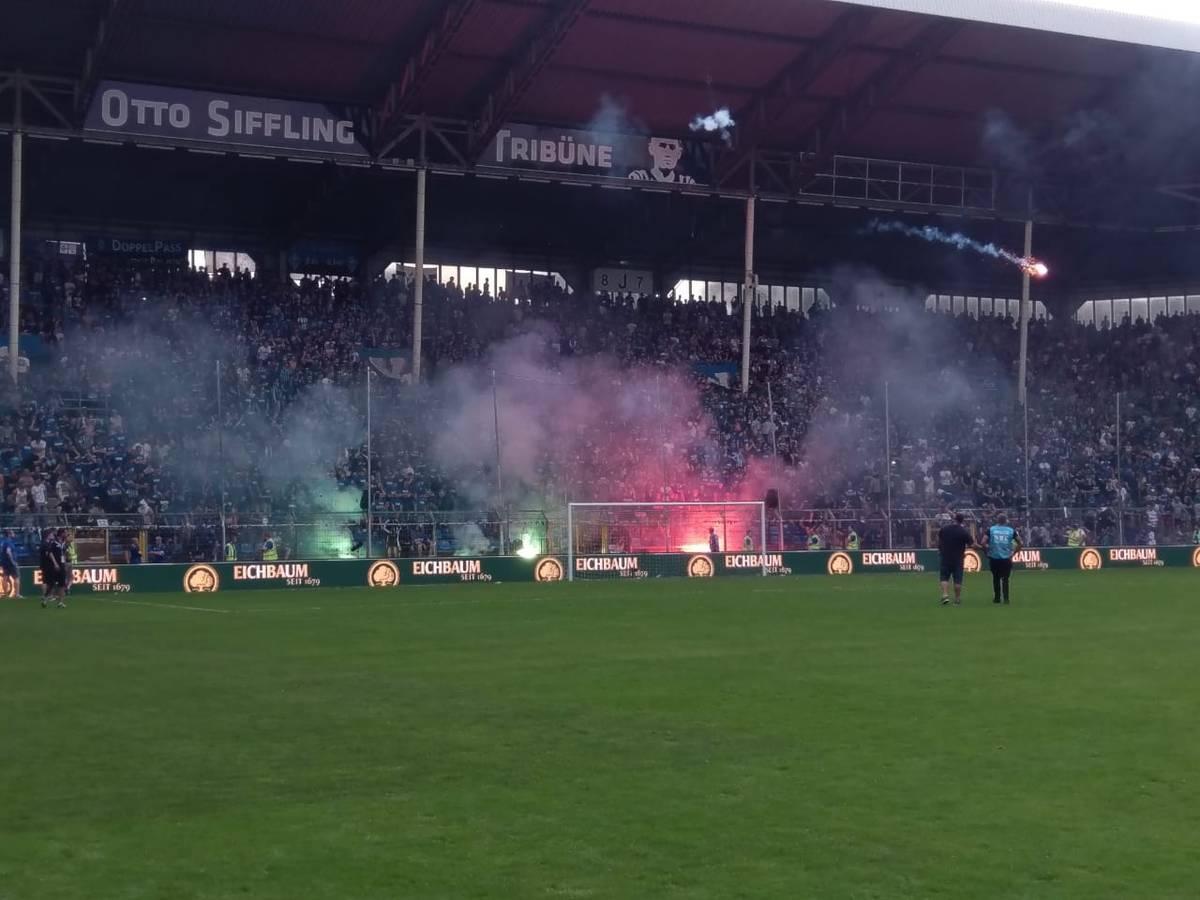 KFC Uerdingen: Aufstieg 2018 in die 3. Liga nach ...