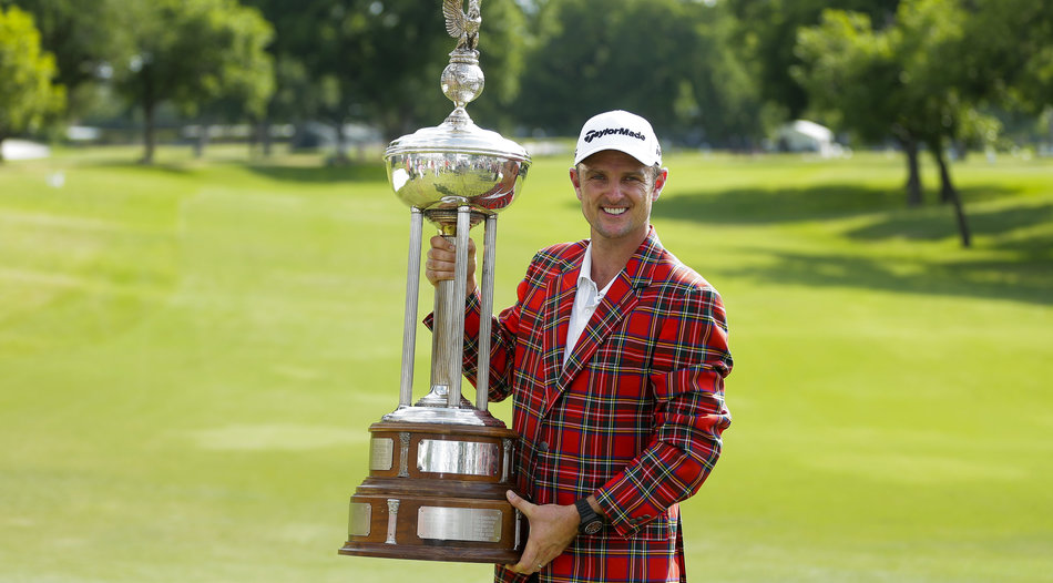 Golf: Justin Rose triumphiert bei PGA-Turnier in Texas