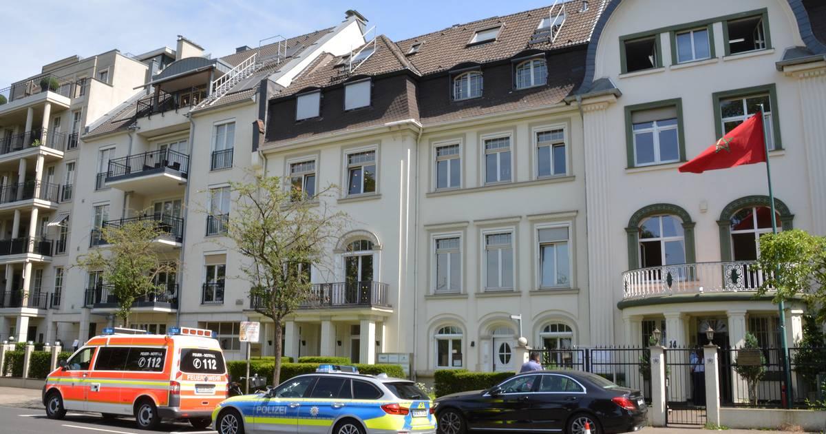 Marokkanische Konsulat Düsseldorf
