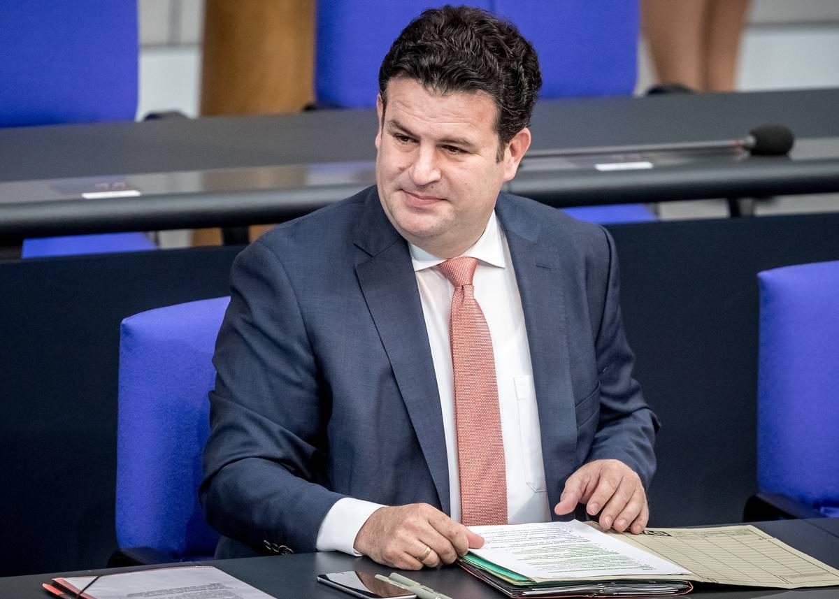 Deutschland - Minister Heil will schnelleren Anspruch auf Arbeitslosengeld