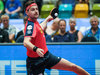 Timo Boll ist erfolgreich in die