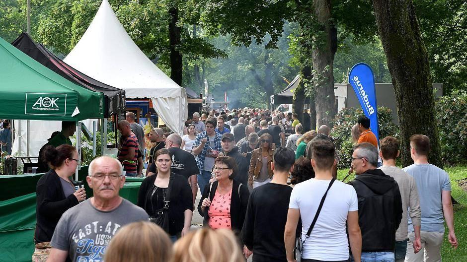 Park Food Festival Remscheid 2021