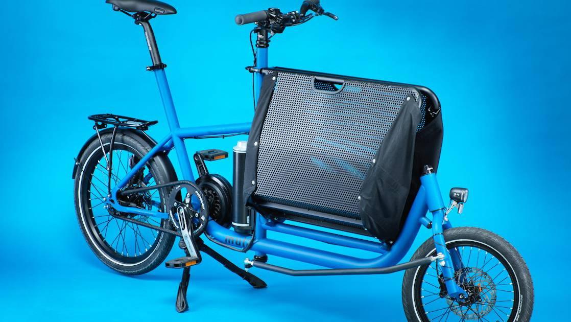 lastenrad als e bike muli cycles e muli gro es locker nehmen. Black Bedroom Furniture Sets. Home Design Ideas