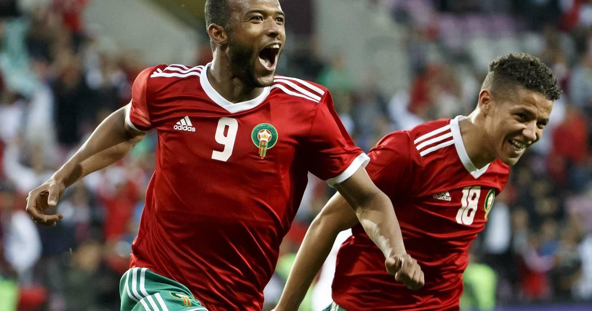 Marokko Serbien
