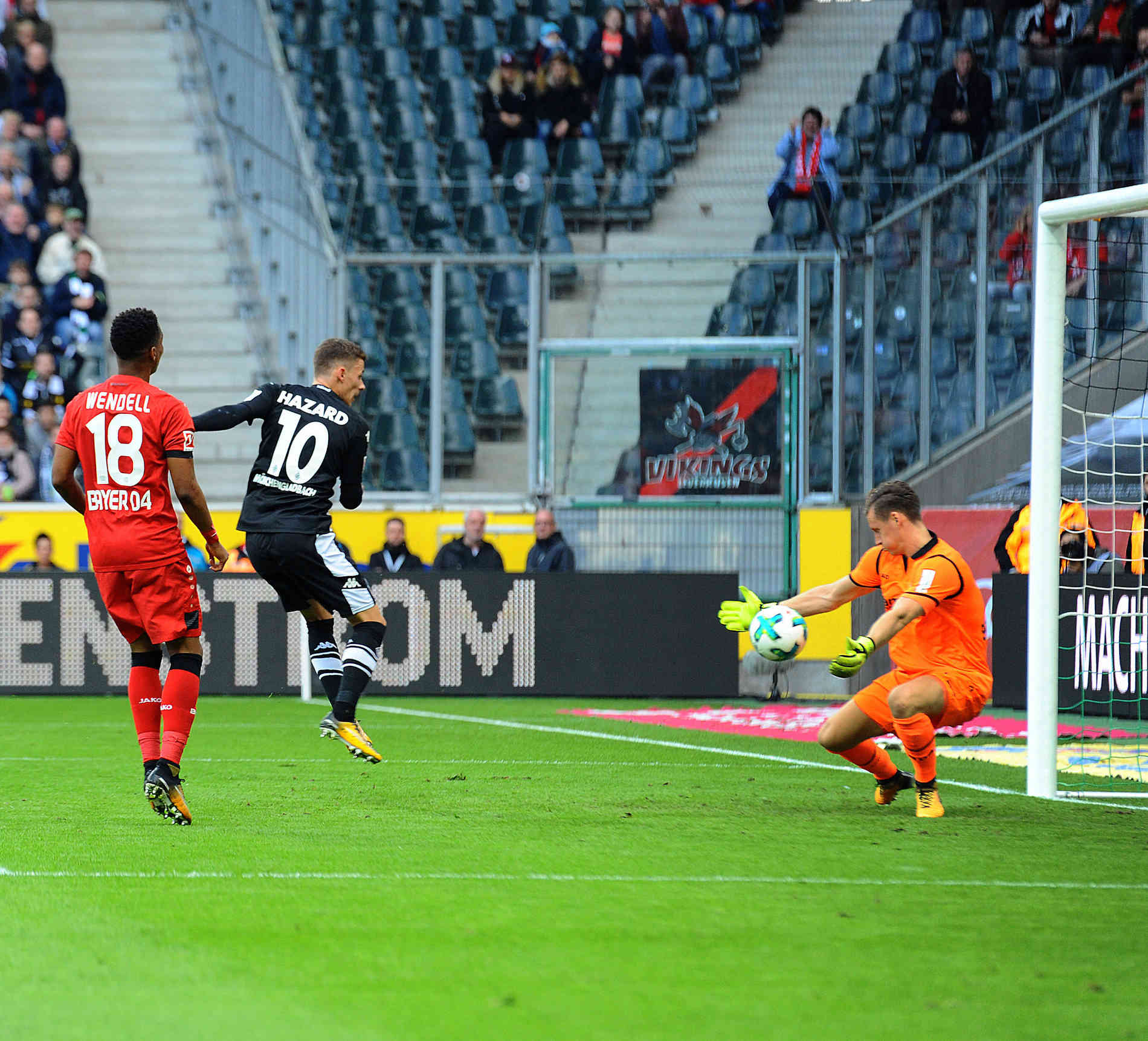 Borussia Monchengladbach Thorgan Hazard Bei Expected Goals
