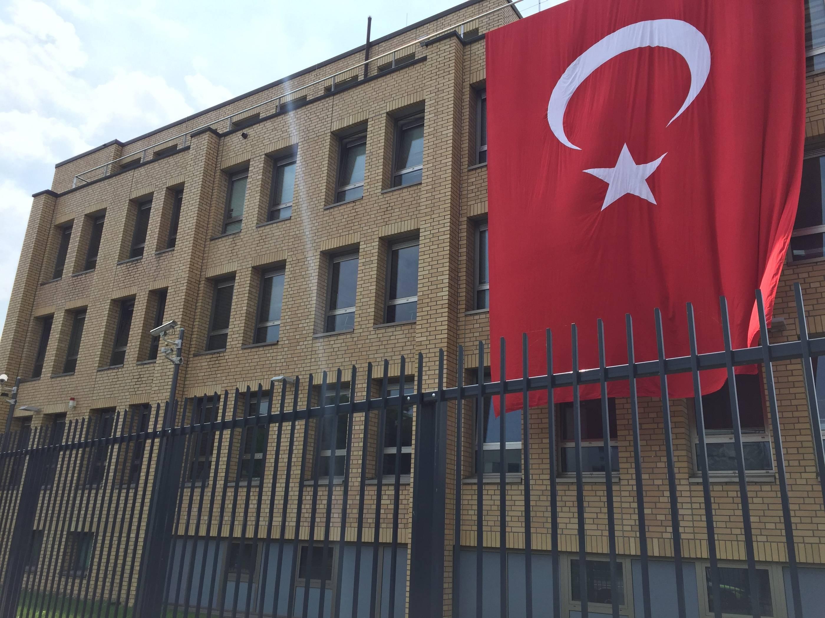 Konsulat Türkisch Düsseldorf