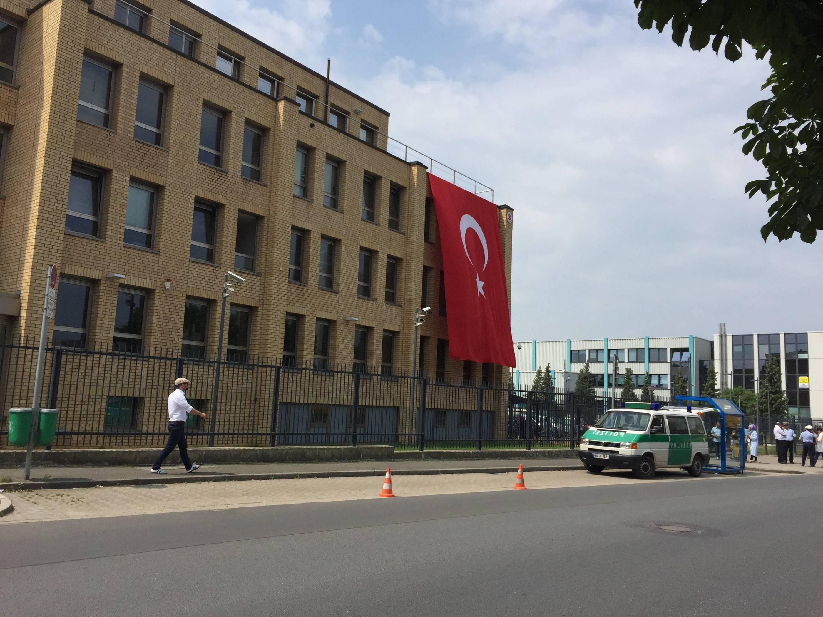 Türkische Konsulat Köln Termin Online