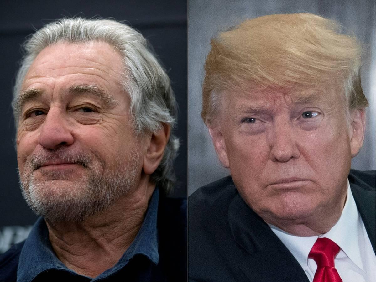 Hollywoodstar legt nach: Robert De Niro entschuldigt sich für