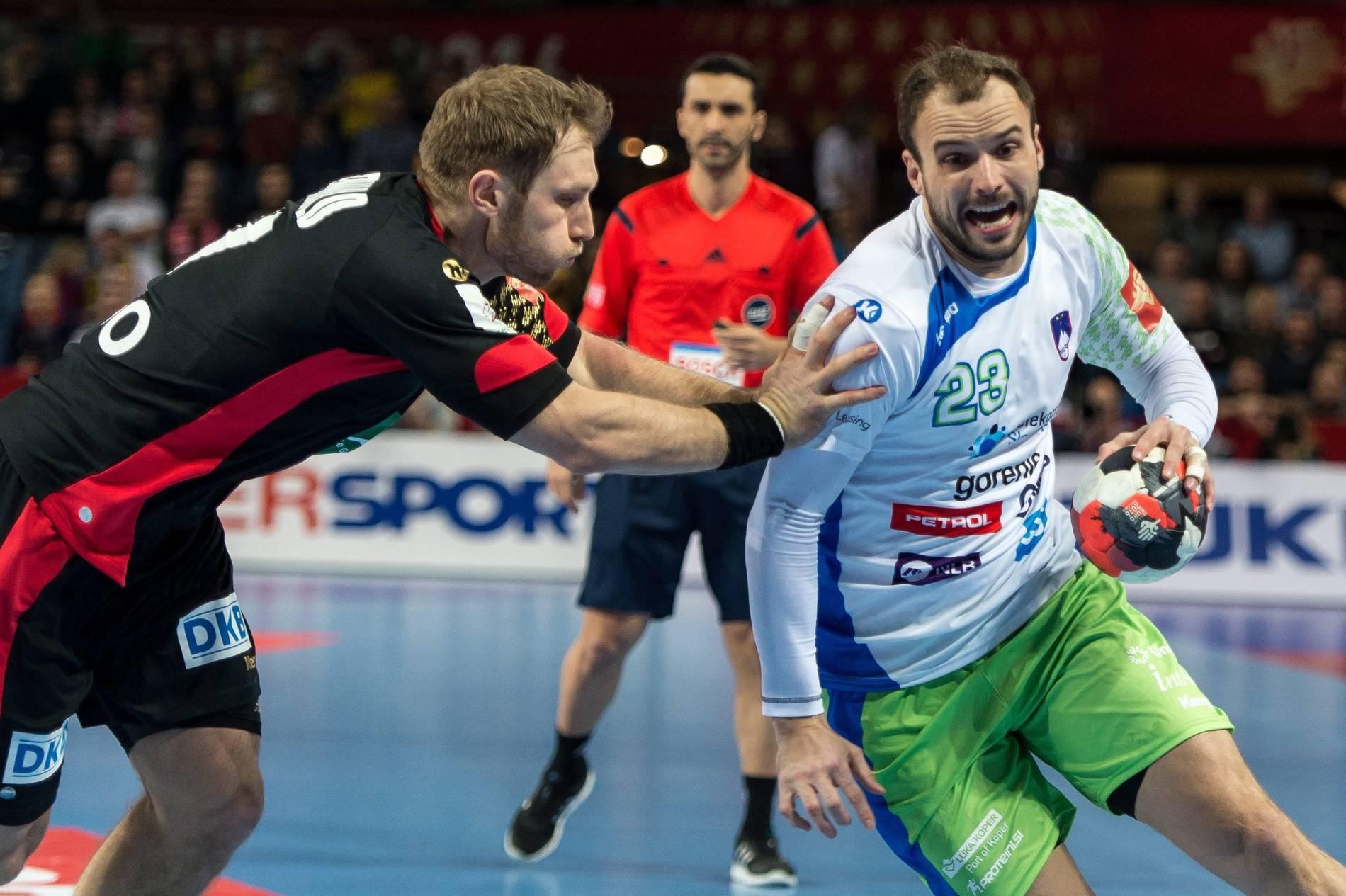 Handball Slowenien