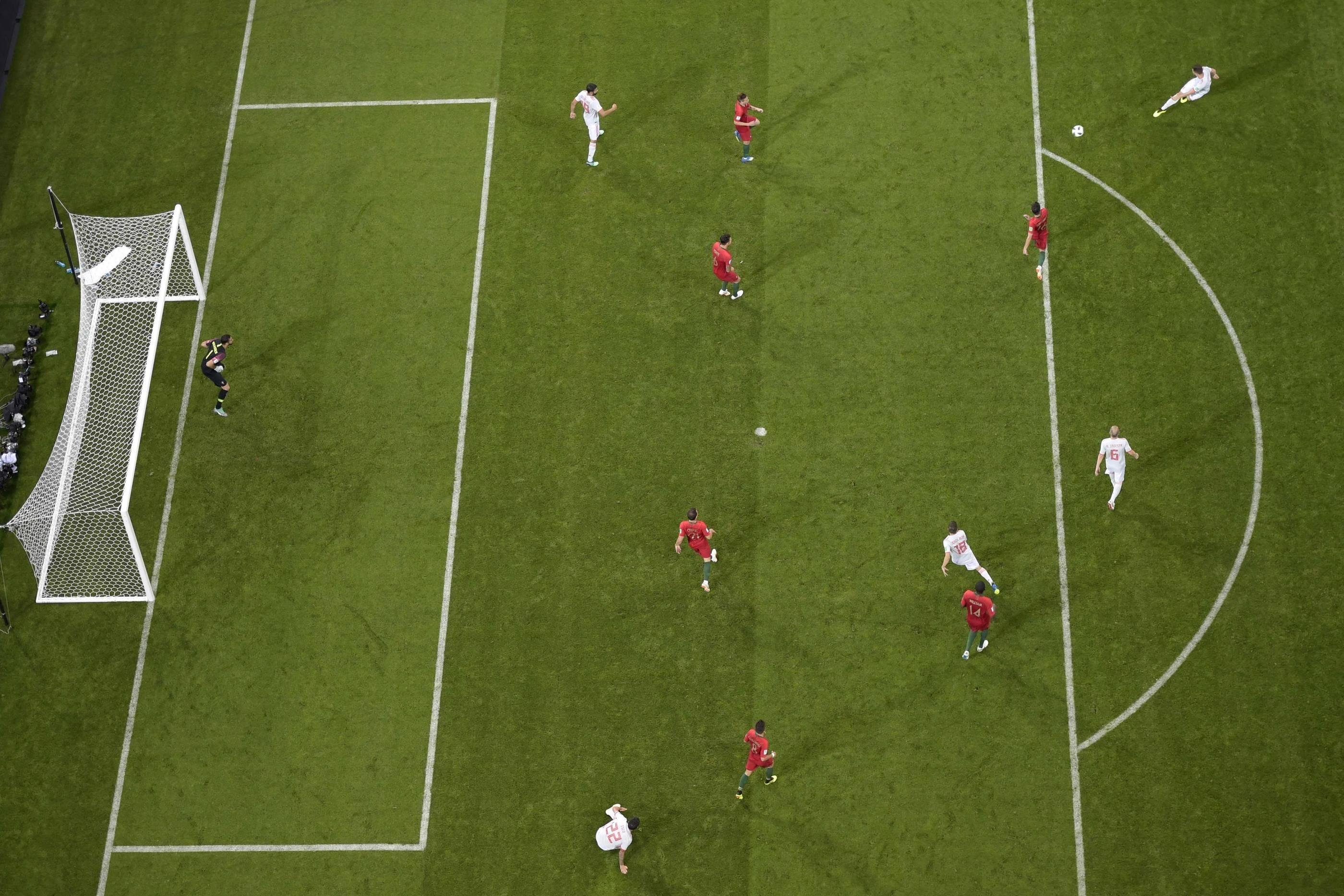 Spielstand Spanien