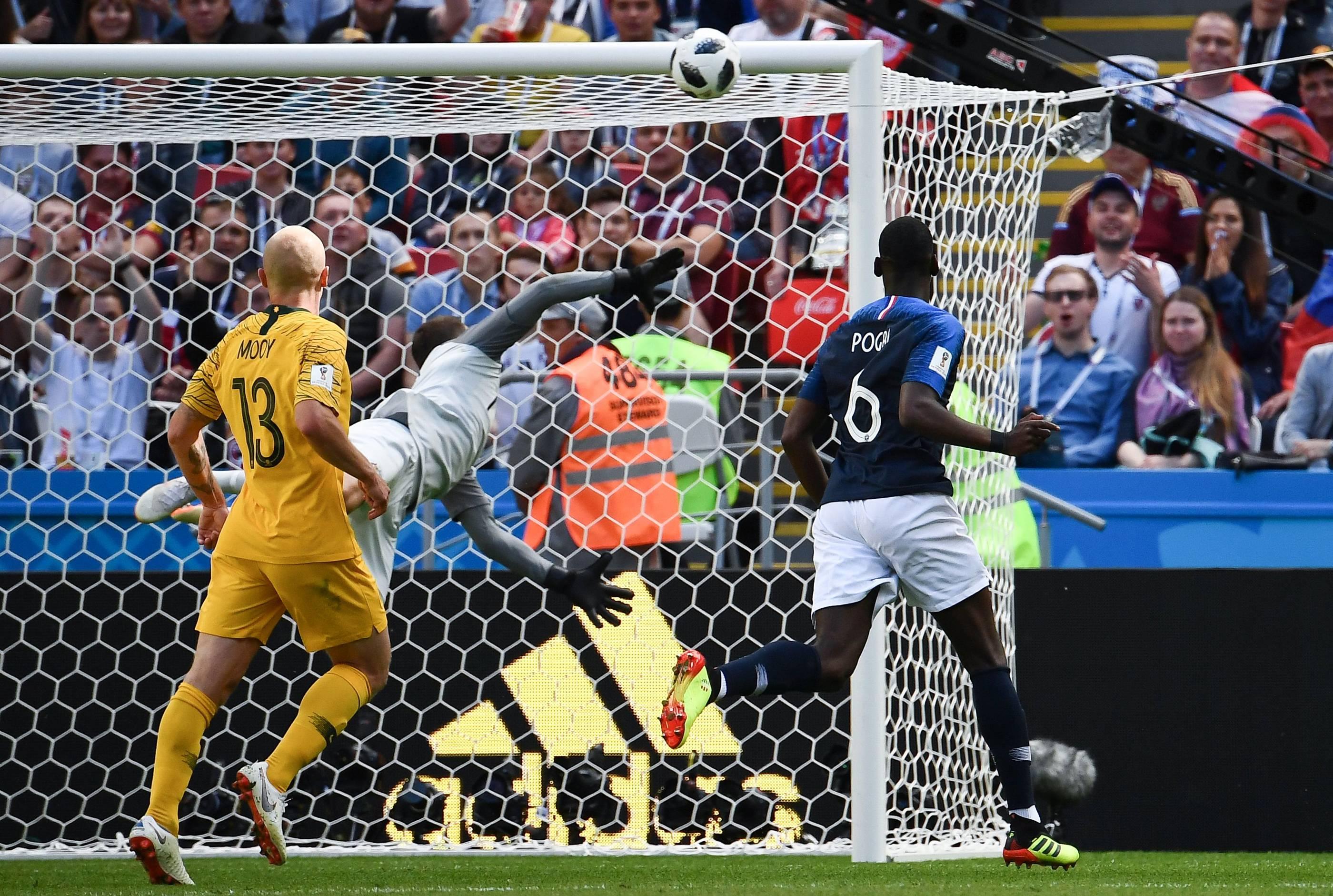 Island Frankreich Spielstand