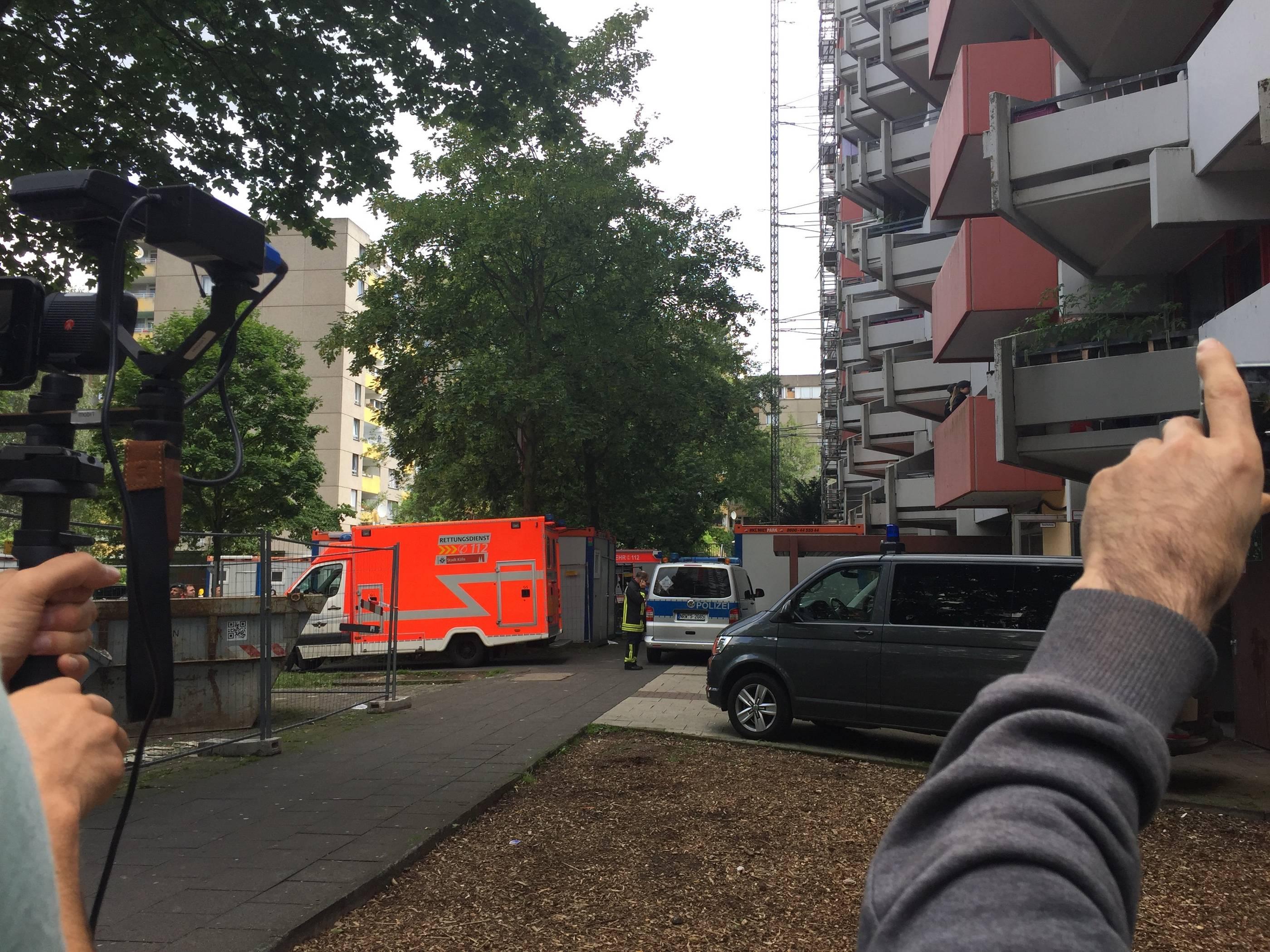 Köln Chorweiler Gefährlich