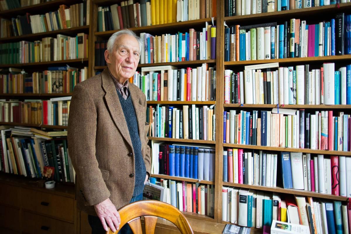 Schriftsteller Dieter Wellershoff gestorben