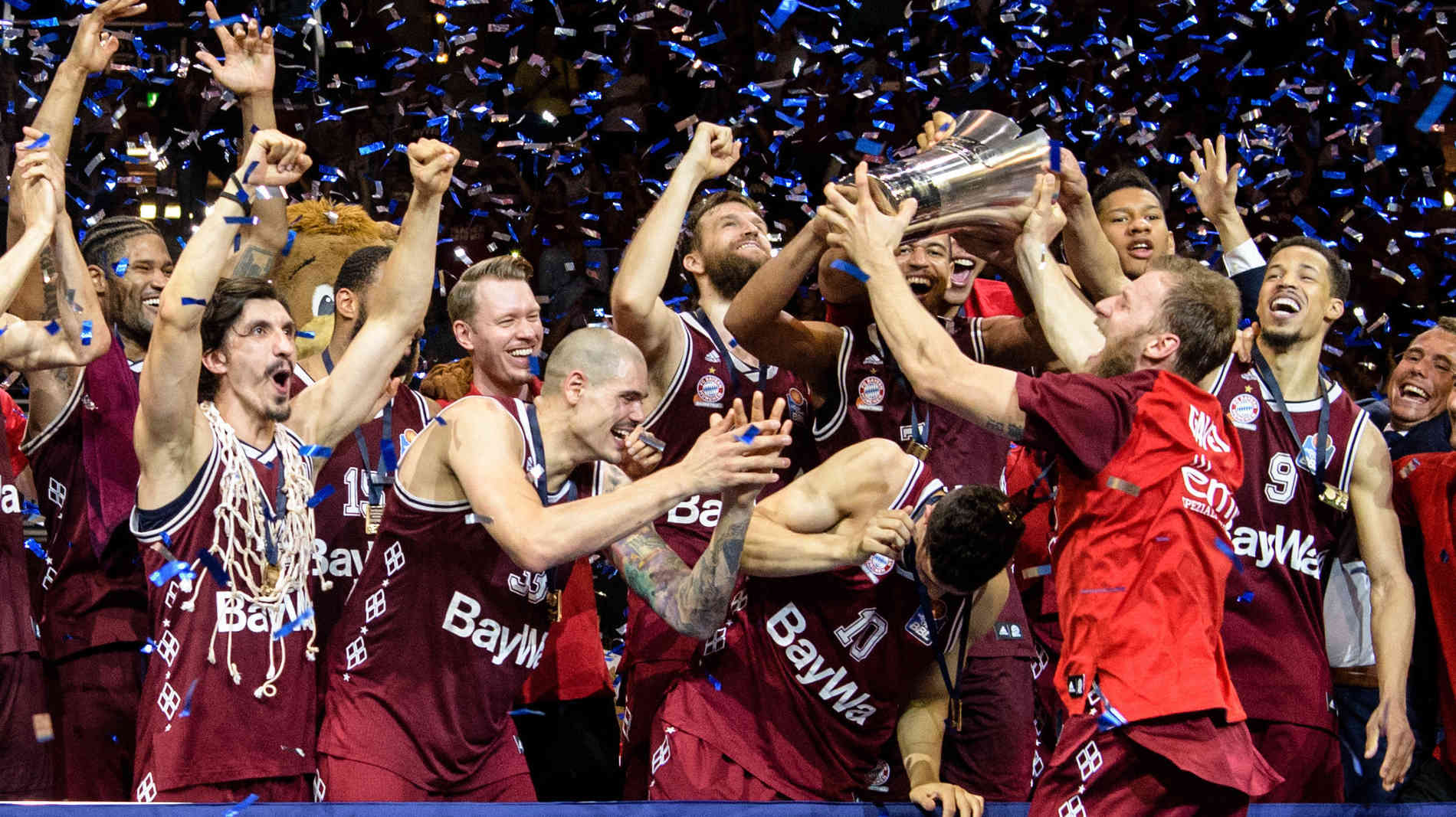 Bayern Basketball