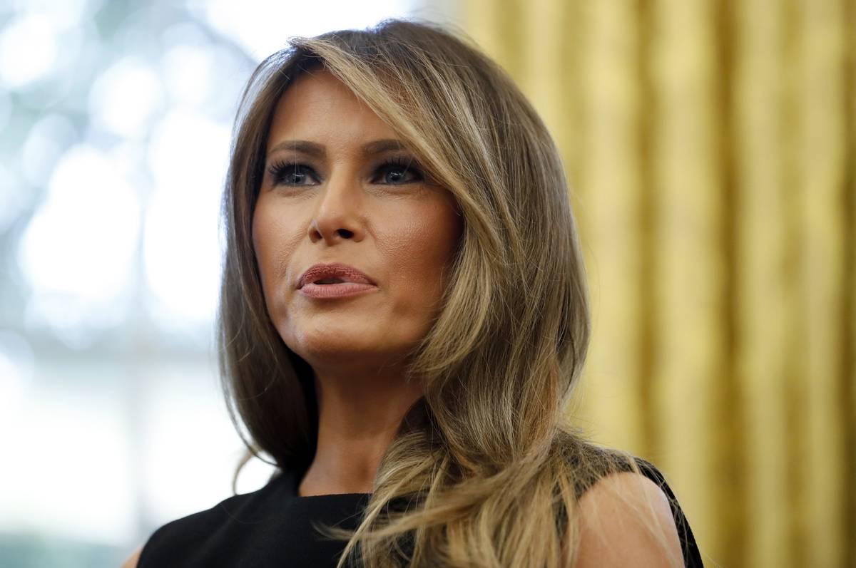 Mehr Herz an der Grenze:Melania Trump kritisiert Familientrennungen
