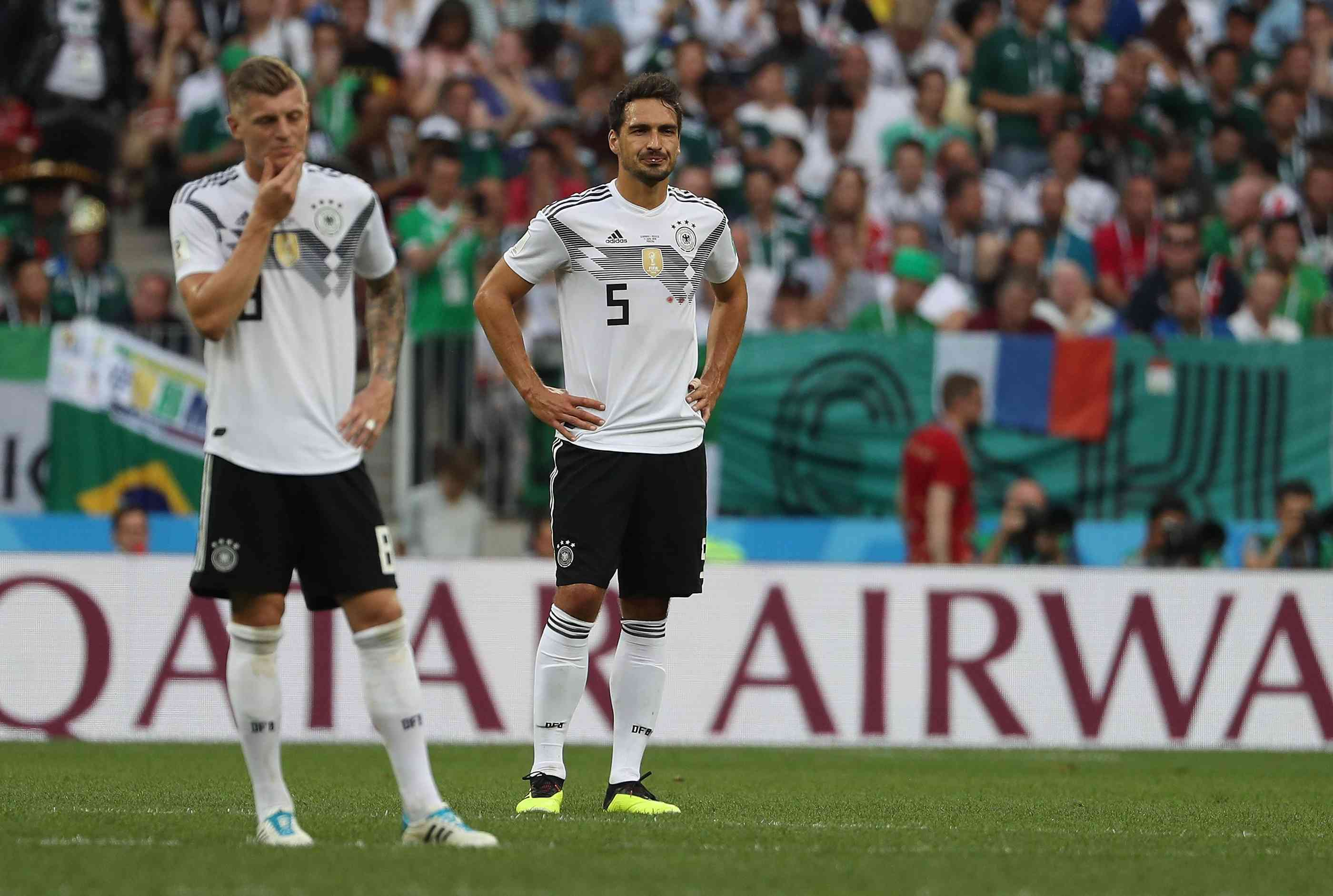 Pressestimmen Deutschland Mexiko