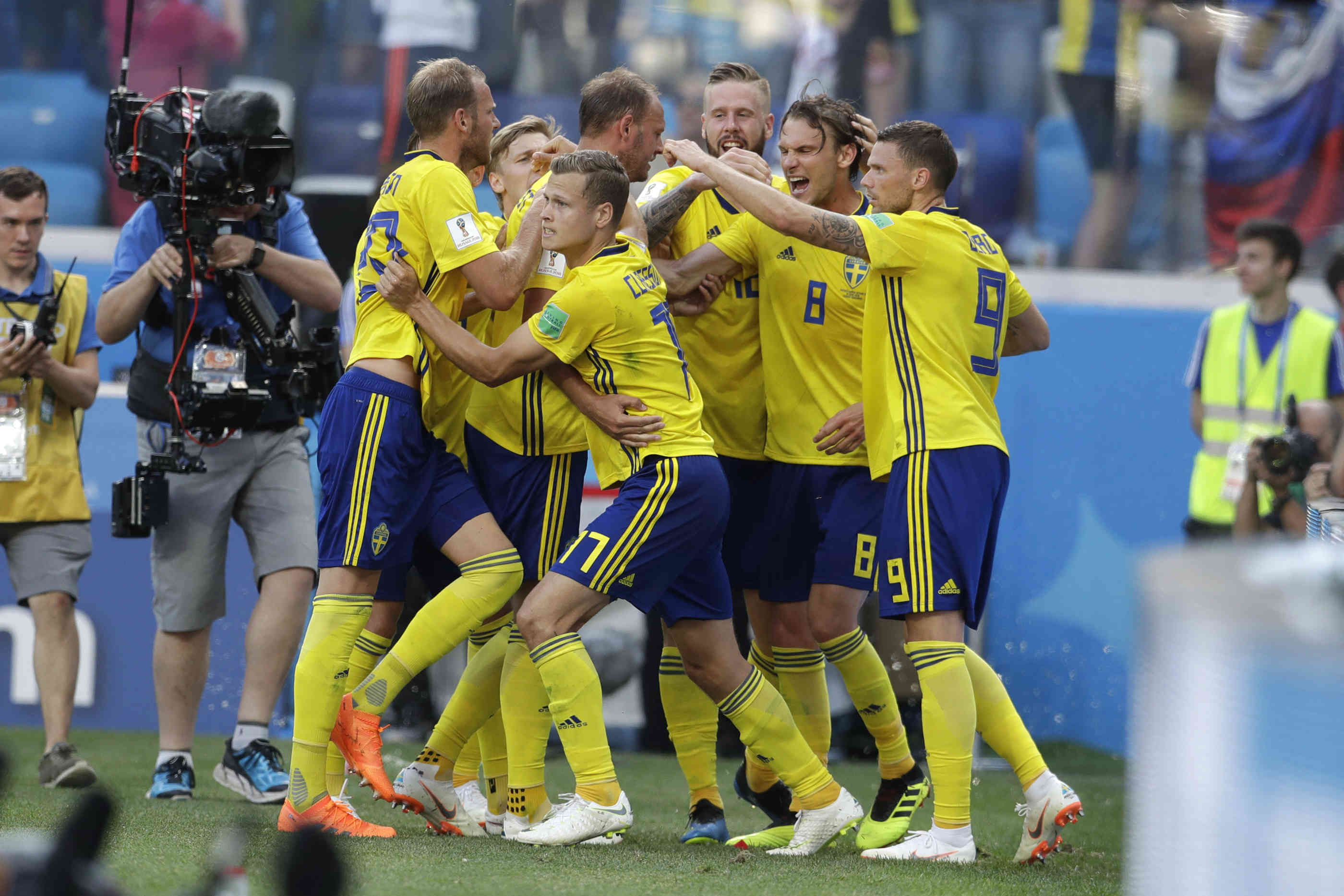 Schweden Südkorea Wm